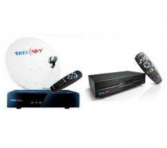 New Tata sky HD Connection 6 months plan with 7 HD channels