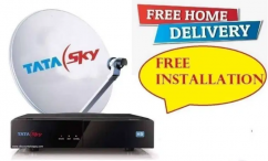 TATA SKY AND AIRTEL NEW MULTI DTH CONNECTION BEST OFFER