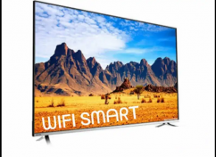 LED TV (43 INCH) SMART (4K) ANDROID WI-FI YOUTUBE 2YR WARRANTY