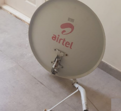 Airtel dish antenna