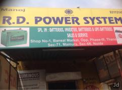 buy inverter in noida - RD Power System Noida