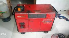 Honda power generator good condition light use