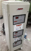 Servo Voltage Stabilizers digitally micro