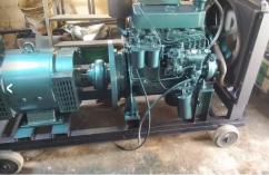 Diesal generator