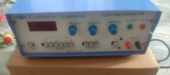 Dc power supply and function generator