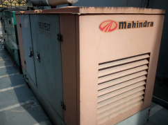 mahindra silent generator for sale