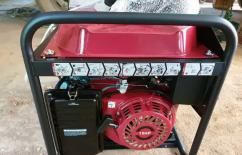 5 KV petrol generator self starter