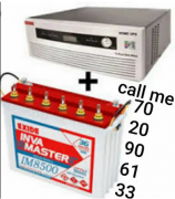 New inverters Battery
