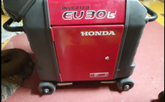 Honda Generator Eu30is self startin