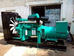 Used 10 diesel marine generators sale in Bhavnagar-india