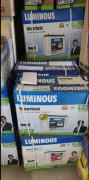 Brand New Luminous & Inverter Set at wholesale Price.Home Delivery