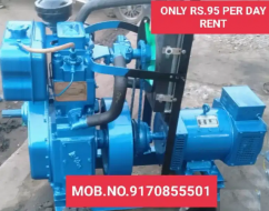 ALL TYPES OF GENERATOR SALE N SERVICE