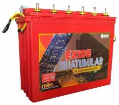 Exide Inva Tubular IT 500 150Ah Battery