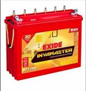 Exide 150 Ah battery & Exide Inverter 1050 VA and Luminous trolley set