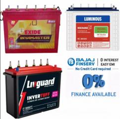 Exide Luminous Ups Battery Sales