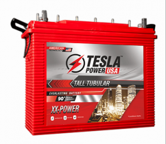 TESLA POWER USA INVERTER BATTERY 160AH 12V