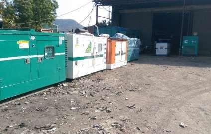 Low Fuel Generators In Perfect Working Condition