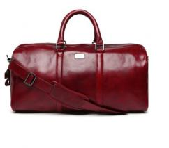 Trendy Leather Travel Bags for Your Luxury Trips