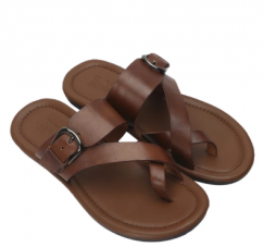 Comfortable sandals from Rosso Brunello