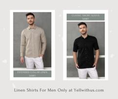 Latest Casual Linen Shirt