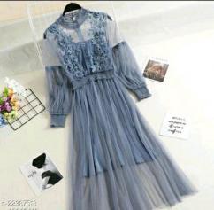 Classic but trendy women's dress