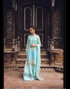 Zaitoon Designer Aisan Daulat Begum Chiffon Dress Material