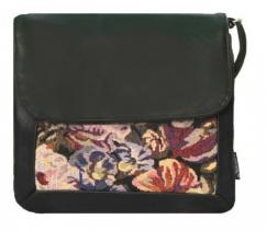 Chic And Comfortable Floral Handloom Sling