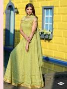 Ladies Designer Embroidered Anarkali Suits