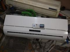 Less Used Split AC Available