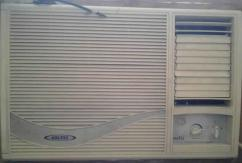 Window AC In Working Condition Available