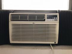 2 Years Old LG Widow AC Available