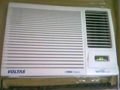 Only 9 Months Old Voltas Window AC Available