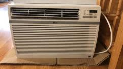 Just 9 Months Old LG Window AC