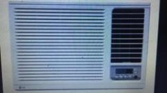 LG Window AC in Working Condition