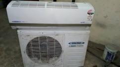 2 Years old Split AC available