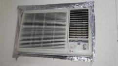 Very very less used window AC