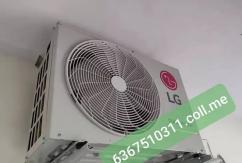 LG 1.5 ton Split AC