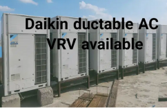 Daikin Hitachi ductable outdoor