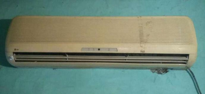 Sell LG AC in good condition