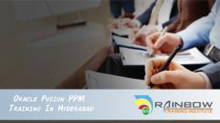 Oracle Fusion PPM Online Training