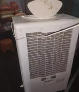 Bajaj cooler with ice box