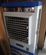 AIR COOLER FITTED WITH HONEY COMB PAD UNDER WARRANTY PERIOD