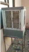 Water Cooler with Iron Stand