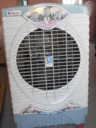 Air cooler with BAJAJ motor and fan