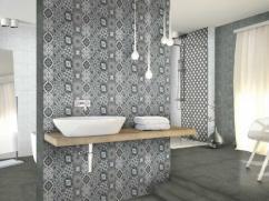 Huge variety of bathroom floor tiles by AGL
