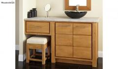 Bathroom vanities and vanity cabinet units