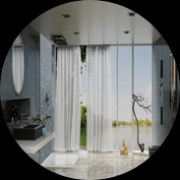 Witness the complete bathroom designs by Alchymi