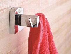 Bathroom Towel Holder - Napkin Holder for Wash Basin