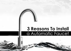 Buy Automatic Faucets in India