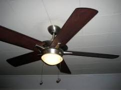 Only 8 Months Old Ceiling Fan Available